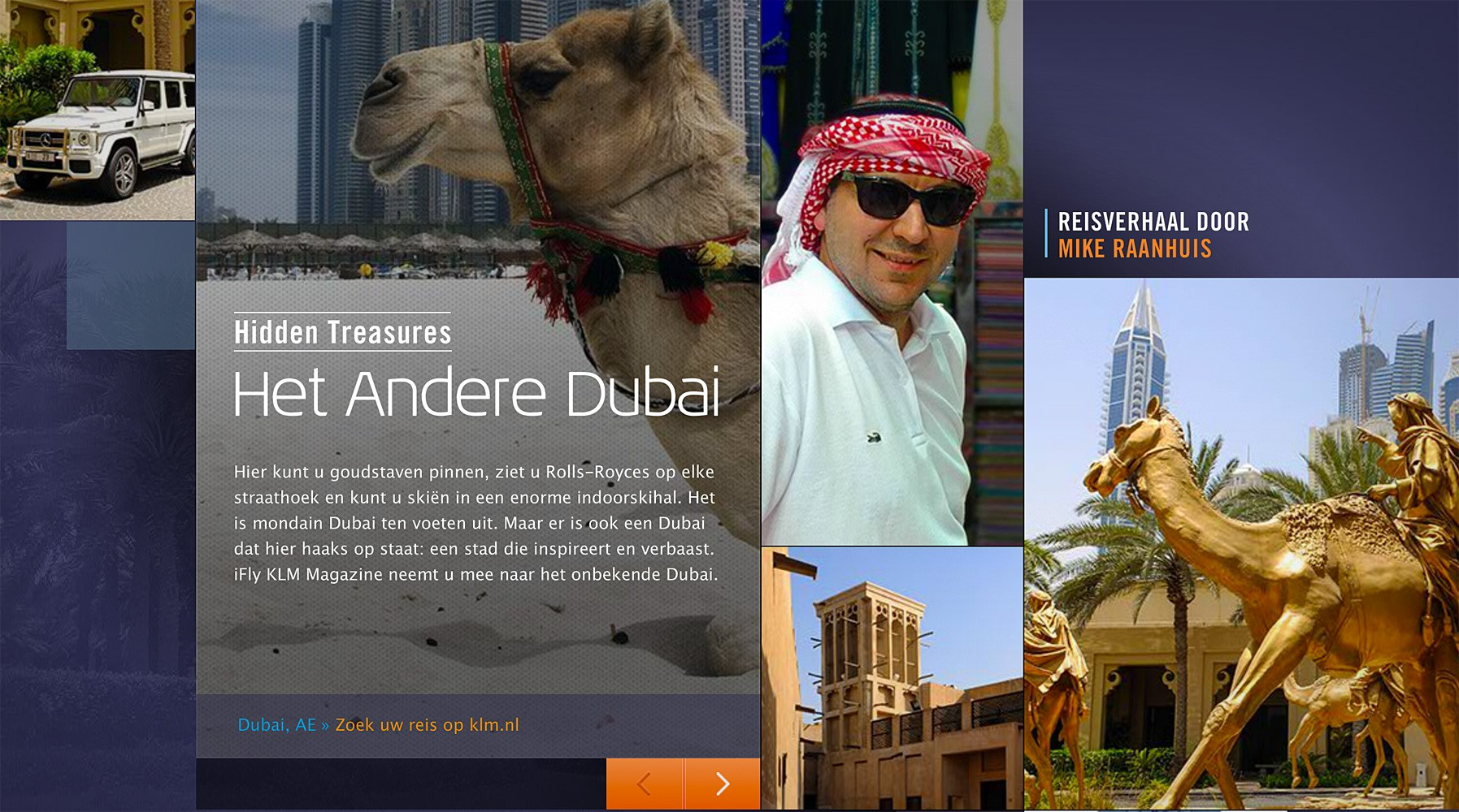 Travel reports Dubai