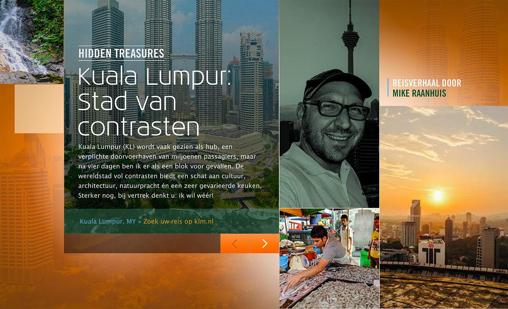 Travel reports Kuala Lumpur