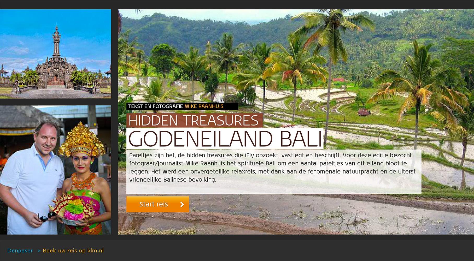 Travel reports Bali
