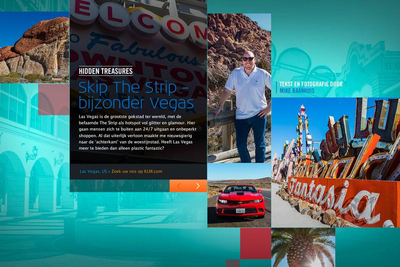 Travel reports Las Vegas
