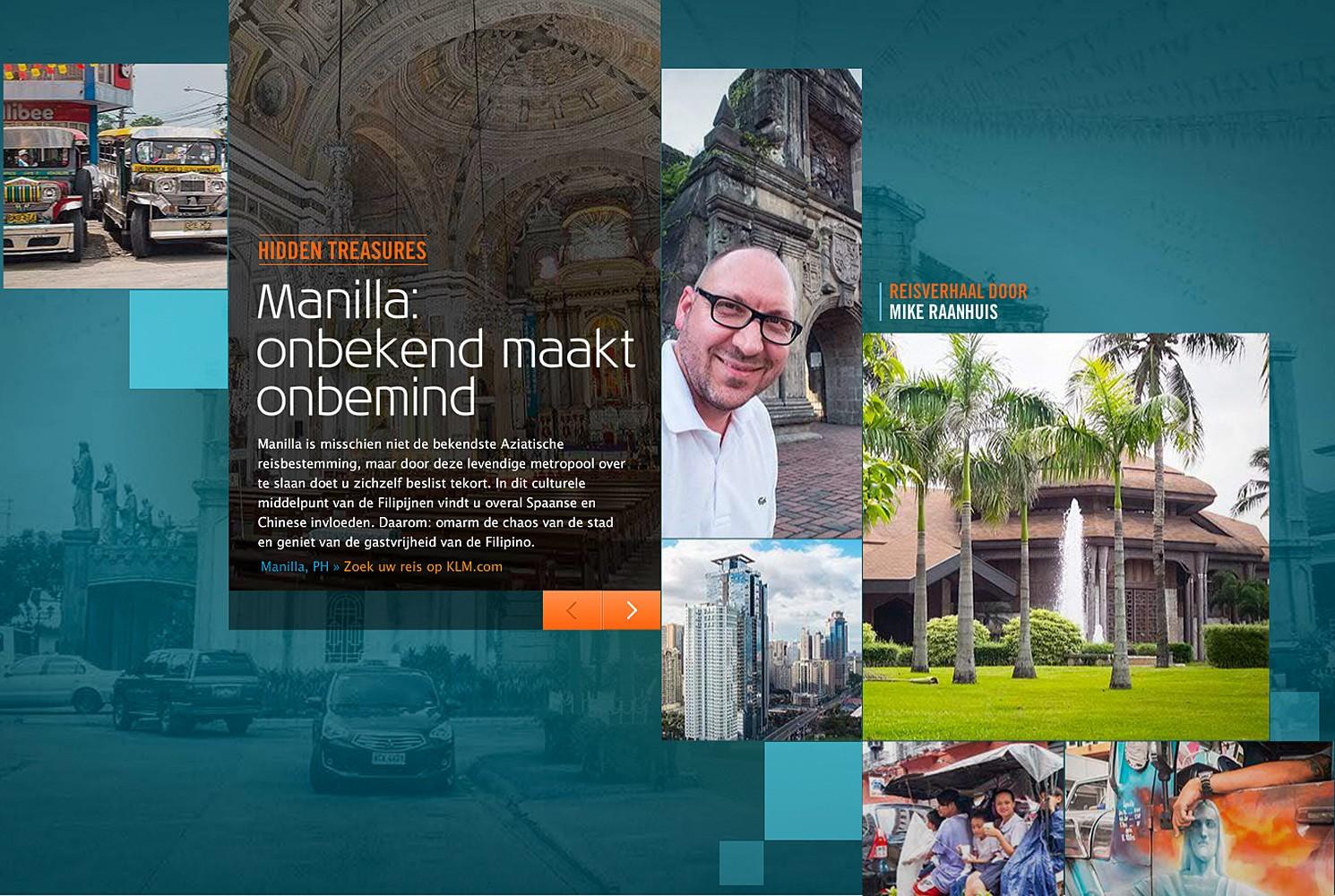 Travel reports Manilla