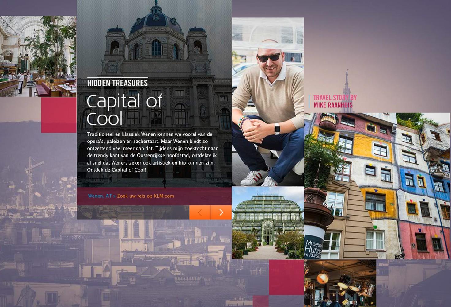 Travel reports Wenen