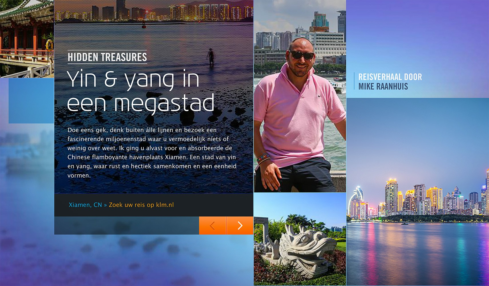 Travel reports Xiamen