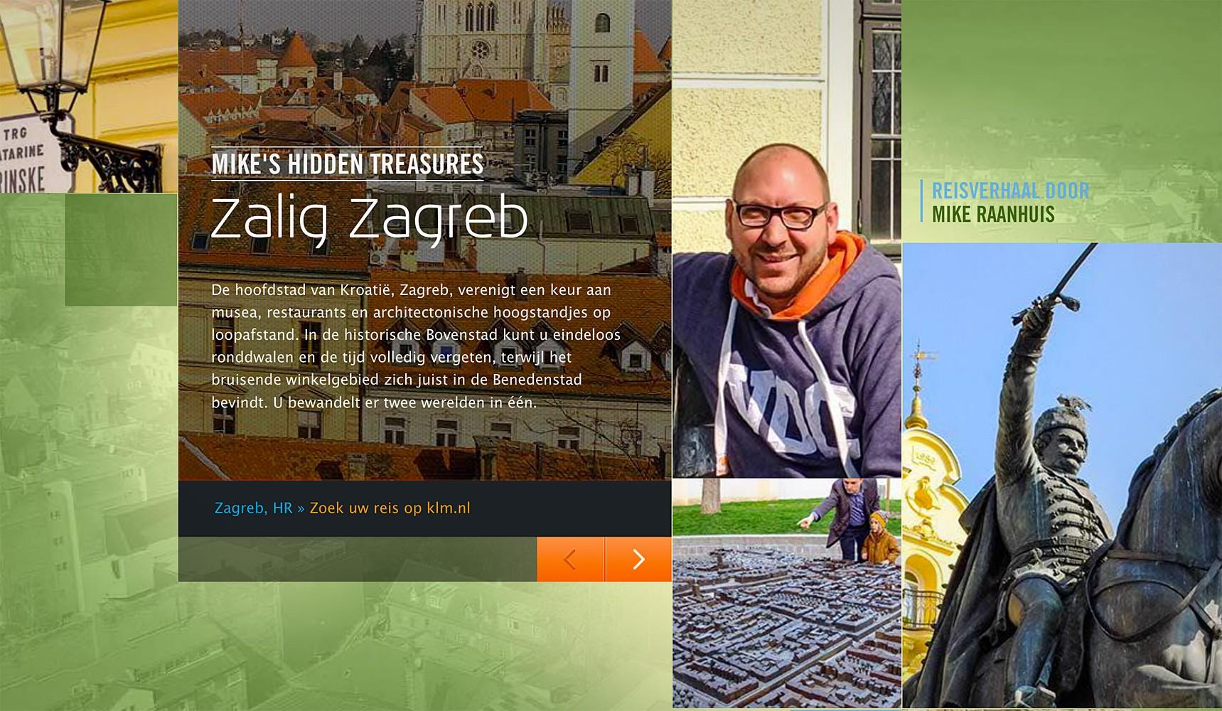 Travel reports Zagreb