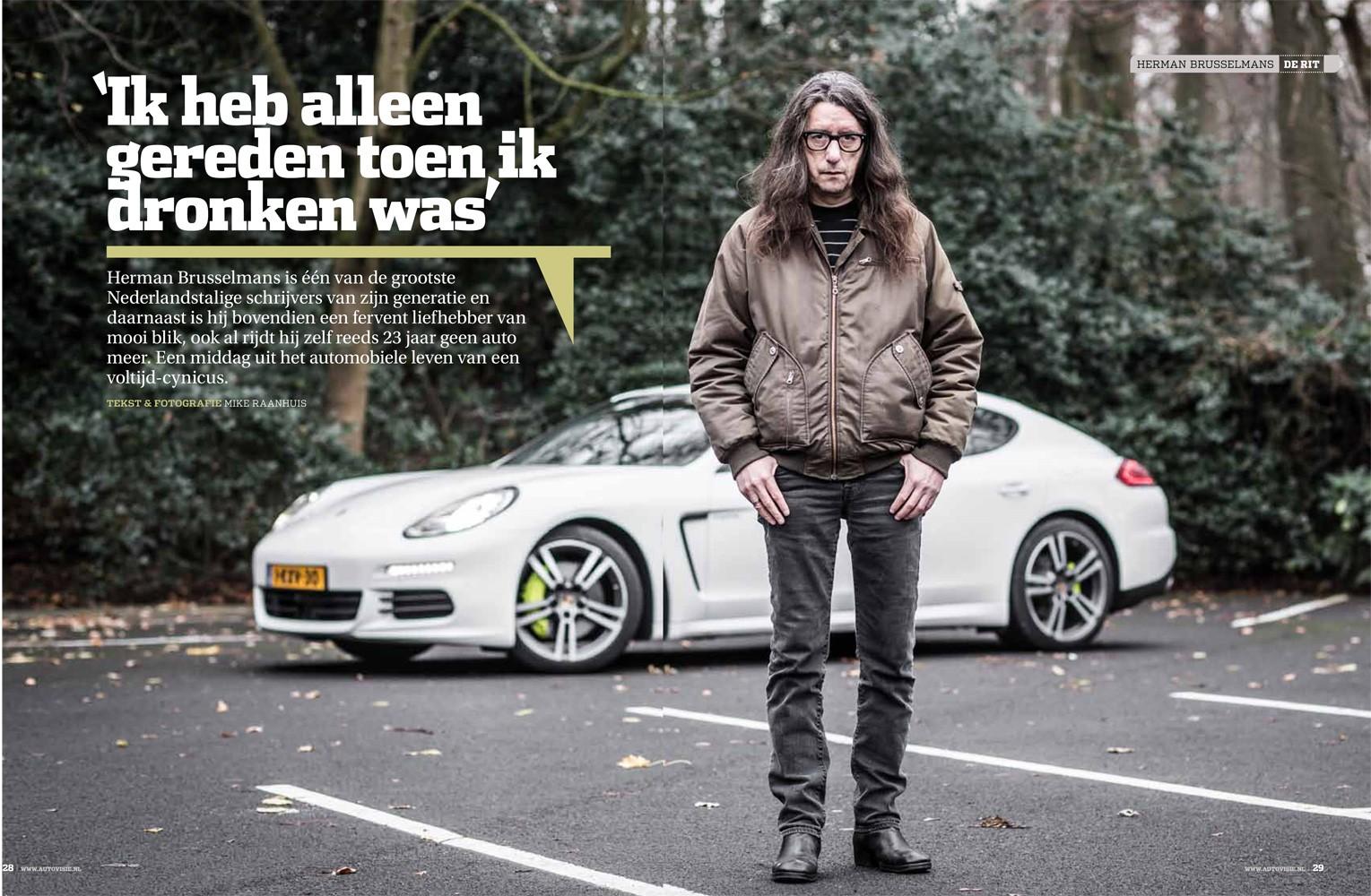 Brusselmans vs Porsche